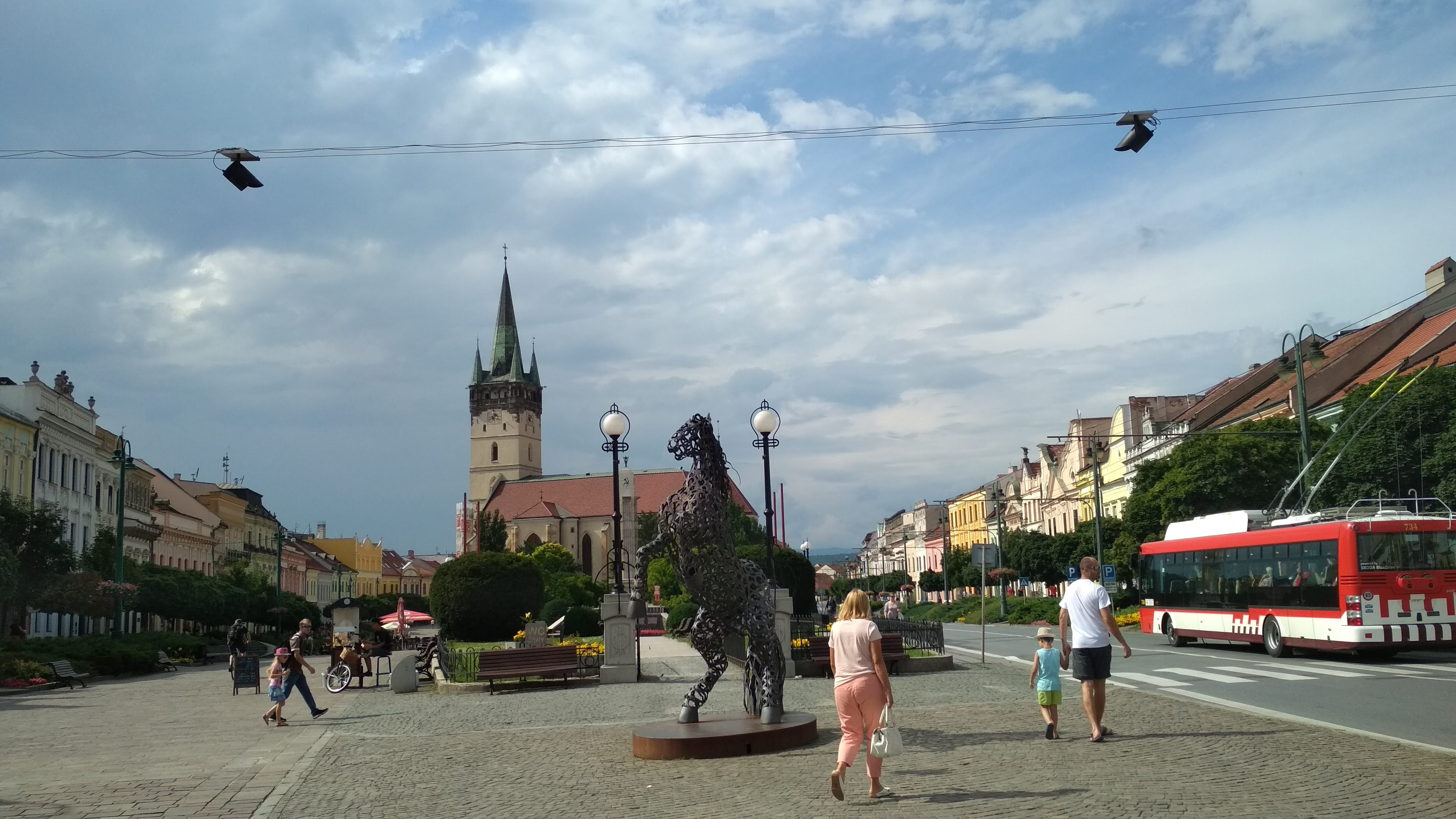 Presov – The Student Pearl of Slovakia