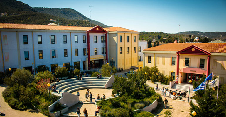 Aegean University, Lesbos, Greece