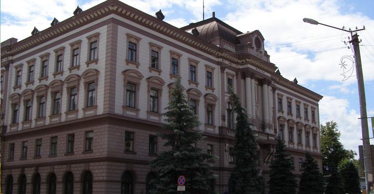 Ivano-Frankivsk National Medical University, Ukraine
