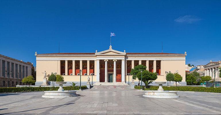 National and Kapodistrian University, Athens, Greece