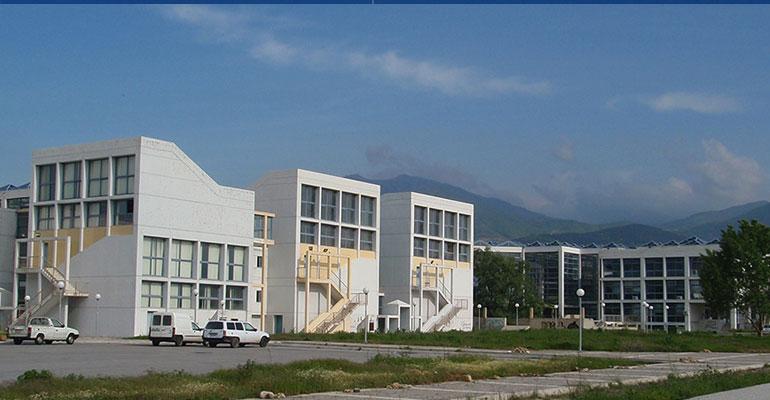 Democritus University of Thrace, Komotini, Greece