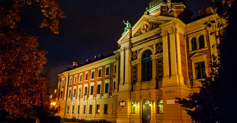 Krakow University of Economics, Poland
